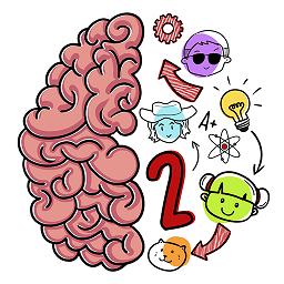脑筋急转弯2小游戏(brain test)