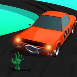 僵尸漂移赛车游戏