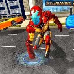 超级英雄强势出击官方最新版