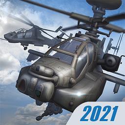 Modern War Choppers游戏