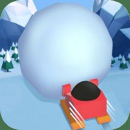 雪球碰碰车游戏