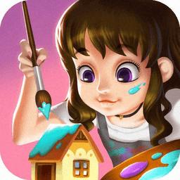 小公主涂色世界儿童绘画手游
