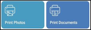 HP Smart ��用程序中的打印磁�N