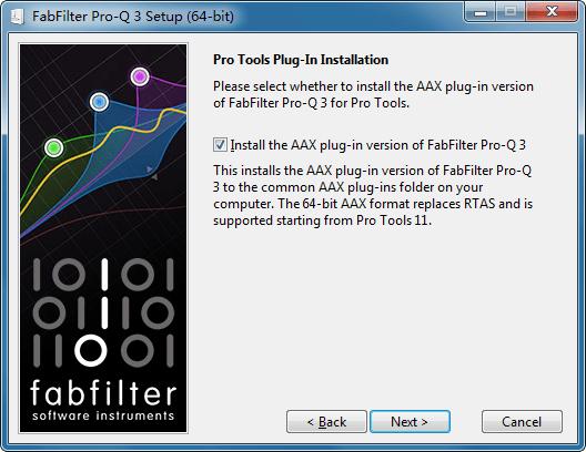 fabfilter pro q3免费版 v3.11 免注册版 0