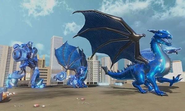 恐龙突击队游戏 v1.1 安卓版 3