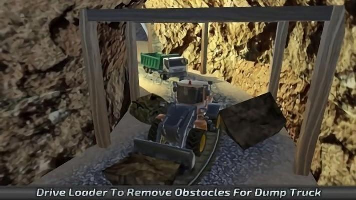 挖掘机卡车3d v1.0 安卓版 0