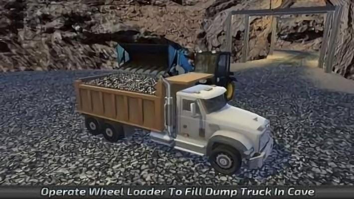 挖掘机卡车3d v1.0 安卓版 2