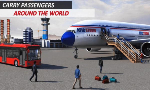 城市飞行模拟器2021最新版 v1.0.1 安卓版 0