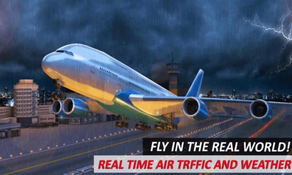 城市飞行模拟器2021下载