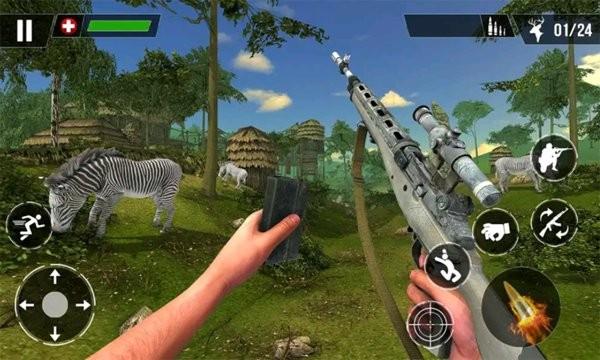 荣耀狙击手 v11.0 安卓版 0