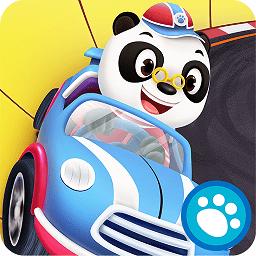 熊猫博士赛车手
