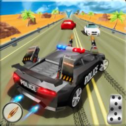 警官公路追逐最新版