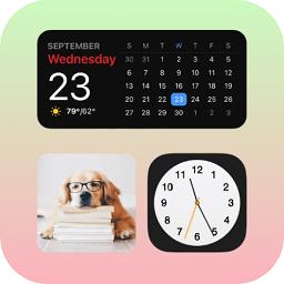 iOS14彩色小组件