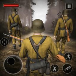 二战世界战争前线手游