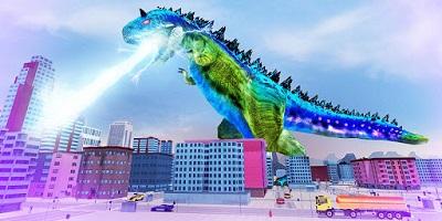 恐龙机器人游戏