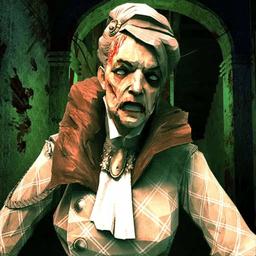 恐怖老奶奶3D