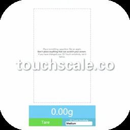 touchscale称重计app