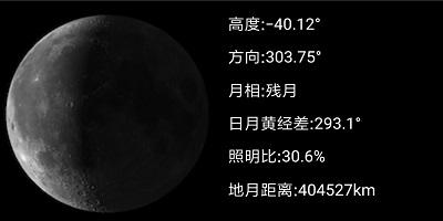 月亮观测软件
