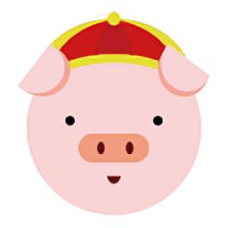 萌猪头像免费版