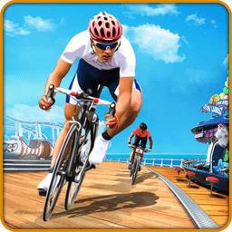 自行车挑战赛