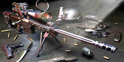 枪械组装游戏