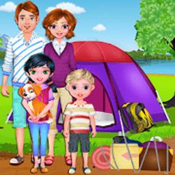 露营模拟器游戏
