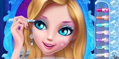 冰雪公主游戏